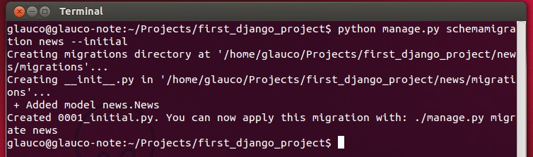 usando-south-para-migracoes-no-django